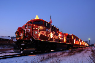 CANADIAN PACIFIC - A-list musicians to headline CP Holiday Train